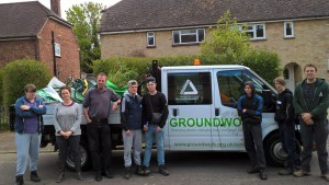 Groundworks Group Photo 27.04.16