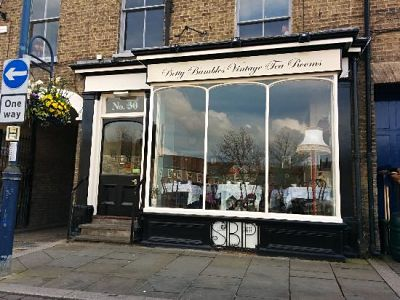 Betty Bumbles Vintage Tea Rooms, St Neots