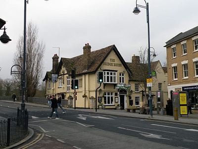 The Bridge House, St Neots